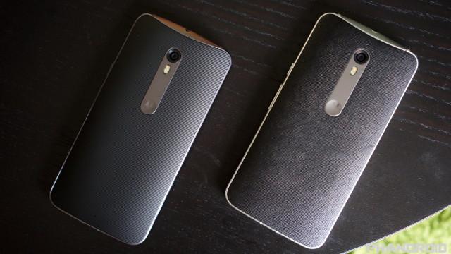 Motorola Moto X Pure Edition Leather Silicone DSC09975