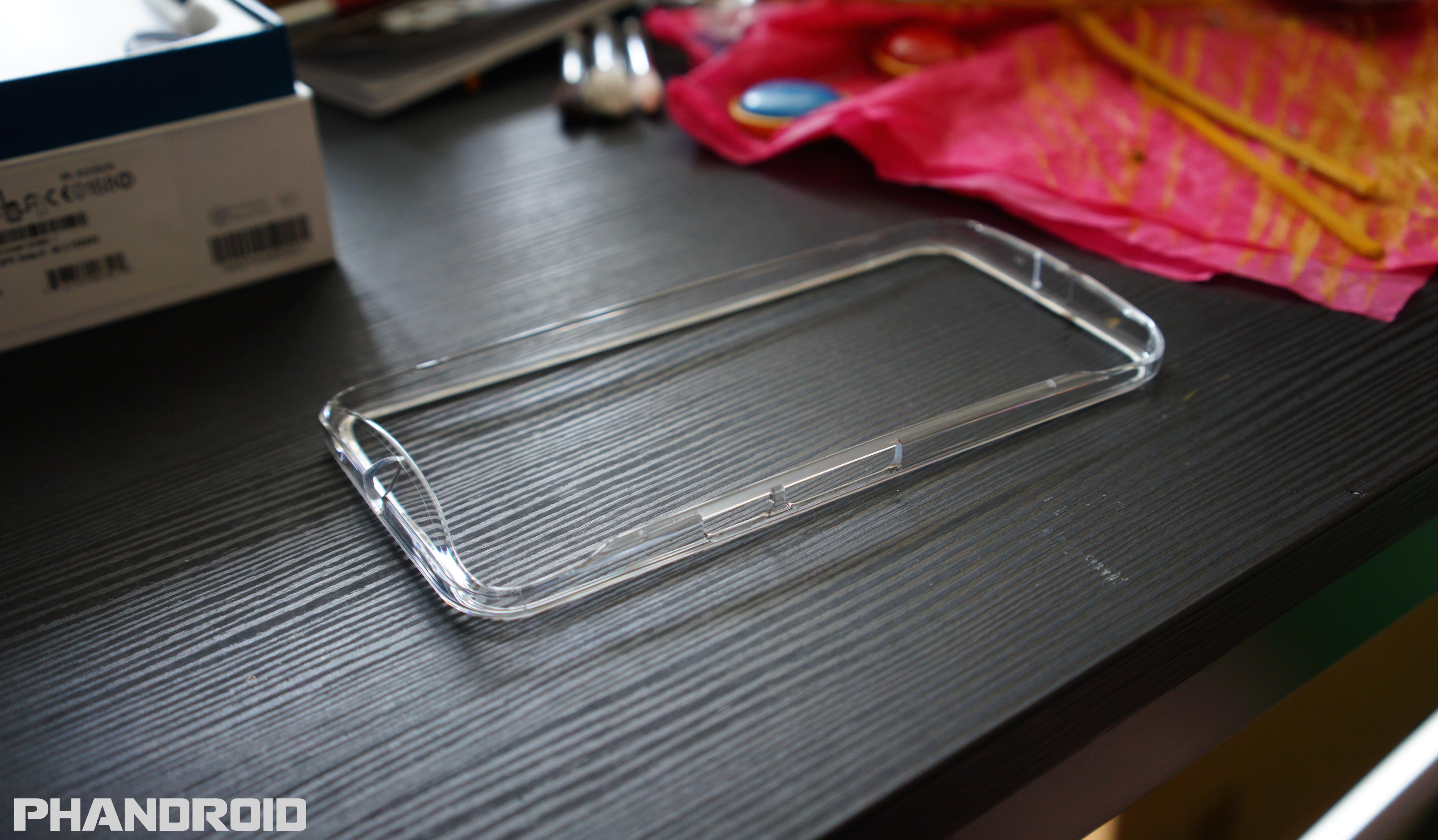 Motorola Moto X Pure Edition bumper case DSC09962