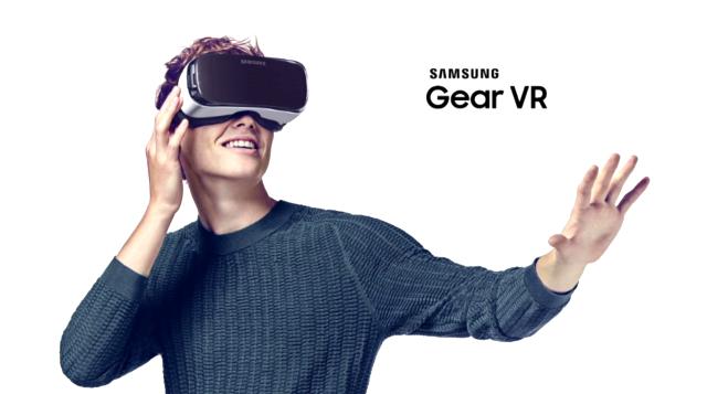 Samsung GearVR 2015 1