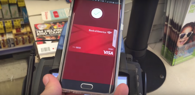 android pay walgreens