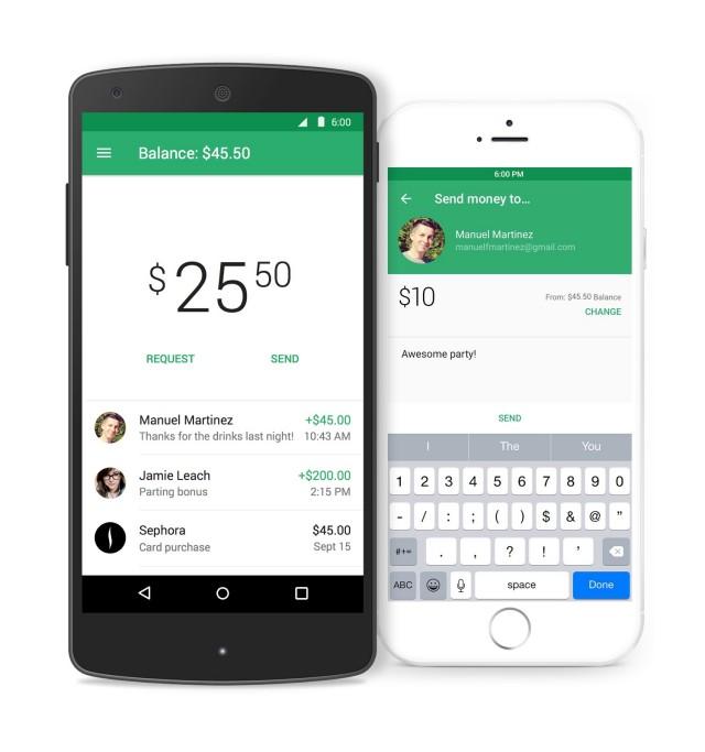 google wallet phones