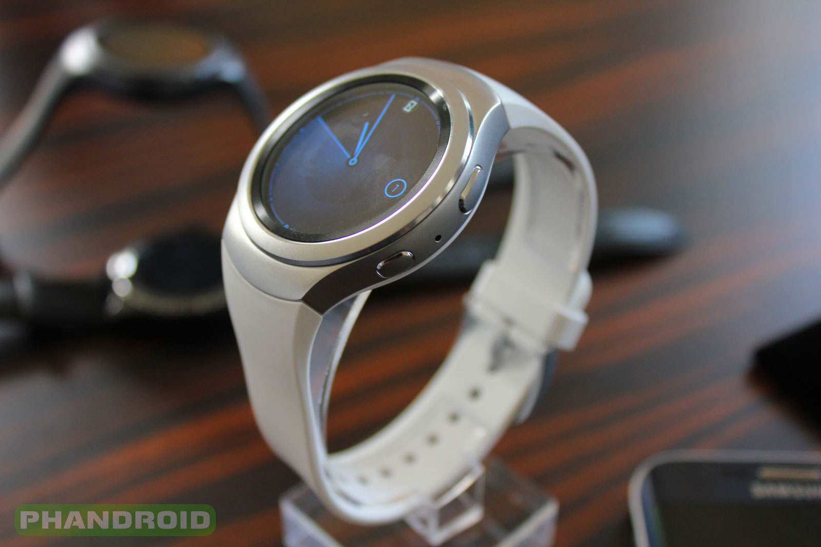 Samsung Gear S2 gets a big software update, here's what's new