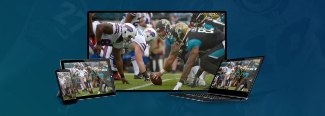 NFL on Yahoo   Bills vs Jaguars  WatchWithTheWorld