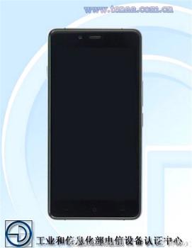 OnePlus Mini X front TENAA