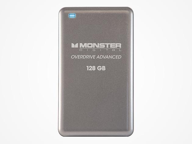 monster hard drive