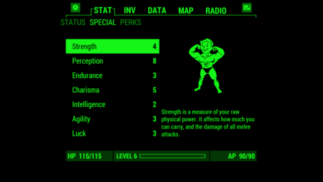 Fallout 4 Pip-Boy companion app Android