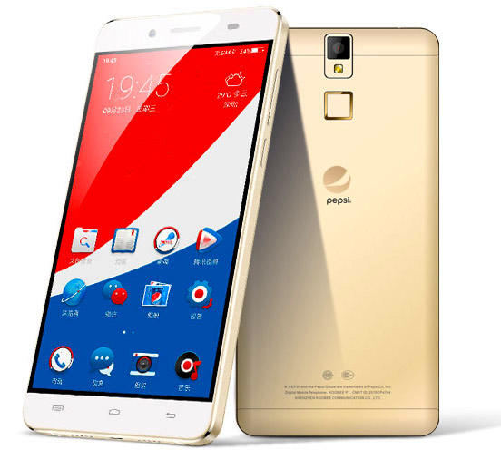 Pepsi Phone P1 is official: 5.5-inch 1080p display, 2GB RAM ...