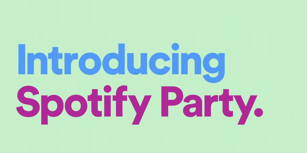 Party Playlist spotify party delivers a party playlist to fit any dance