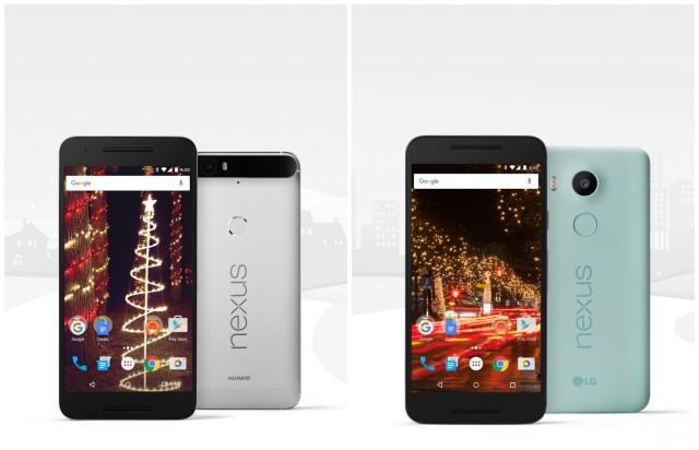 Nexus 6p 5x holiday promo