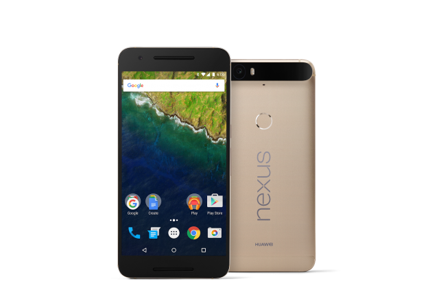 Nexus 6p Special Edition Gold Japan