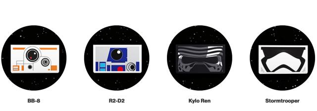 Verizon Star Wars Google Cardboard