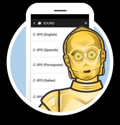 Waze C-3PO update
