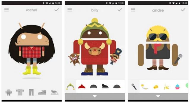 androidify christmas