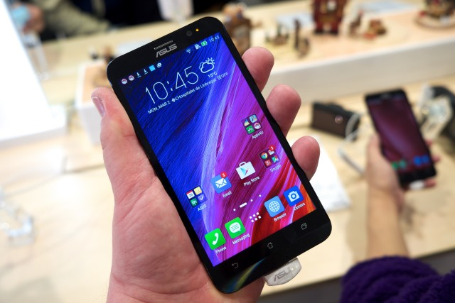 ASUS at Mobile World Congress 2015 Barcelona