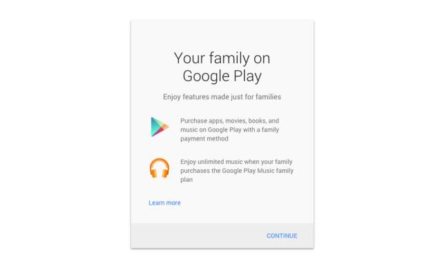 google family group