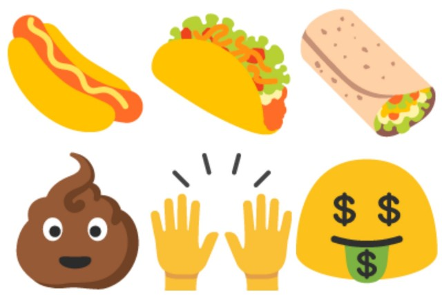new Android emoji update