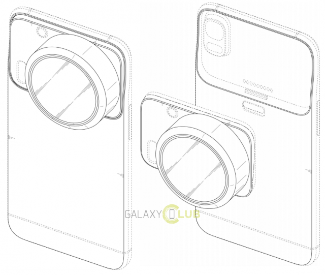 samsung camera phone patent 1