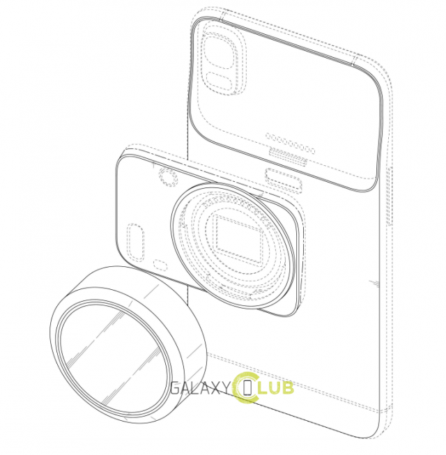 samsung camera phone patent 2