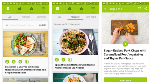 HelloFresh   More Than Food    Android Apps on Google Play