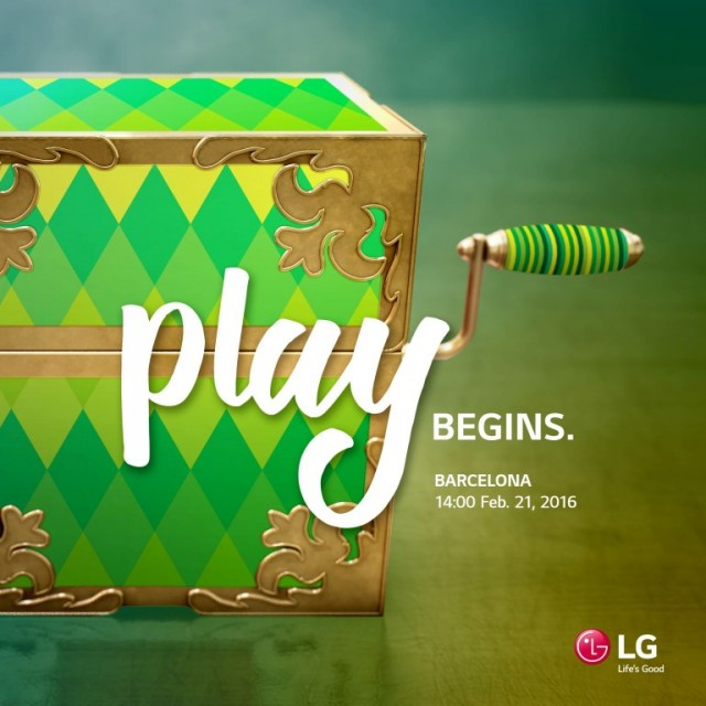 LG play begins press invite