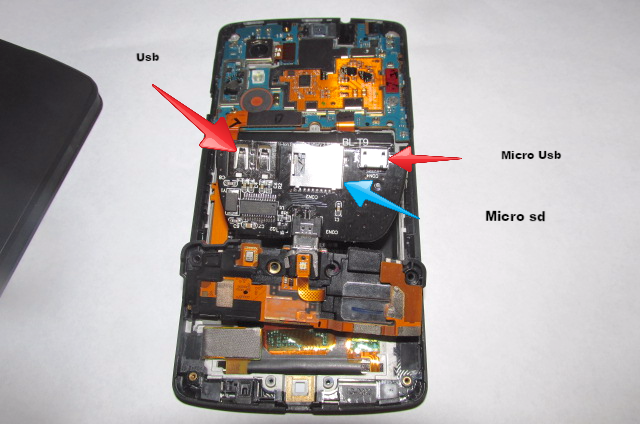 Does The Nexus Have Microsd Card Slot For A 6p