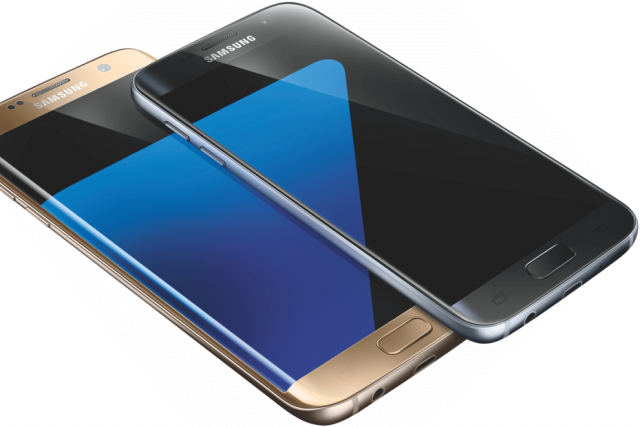 Samsung Galaxy S7 Edge leaked renders