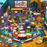 South Park, Family Guy, and more animated TV favorites reimagined in Zen Pinball on NVIDIA SHIELD