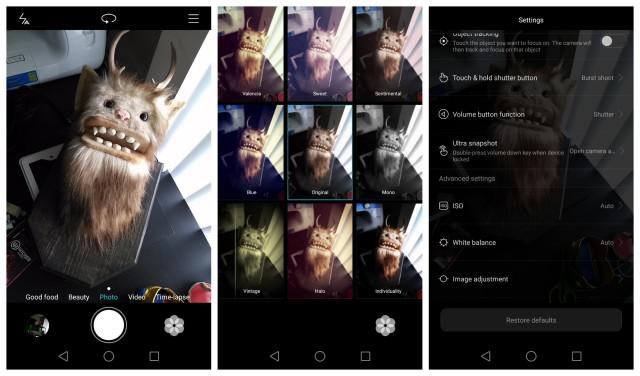 honor 5x camera app