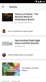 kickstarter app 3