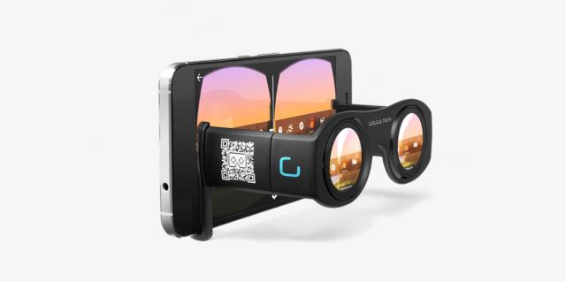 Goggle Tech C1 Glass VR Viewer   Cardboard   Google Store