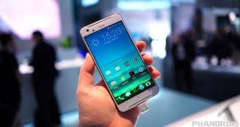 HTC One X9 DSC01695