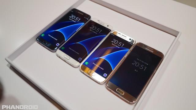 Samsung Galaxy S7 colors DSC01513