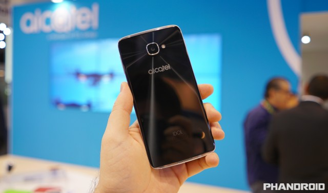 alcatel idol 4s camera