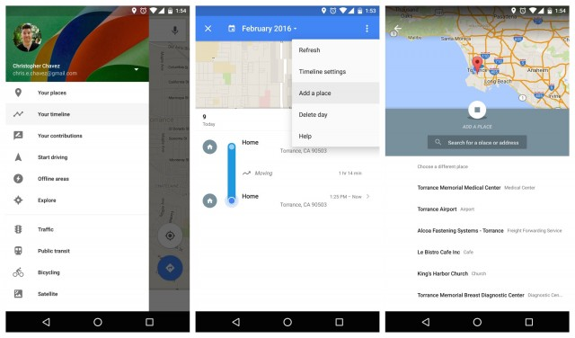 google maps 9.20.0 update