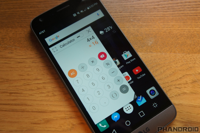 how to find hidden apps on lg phone