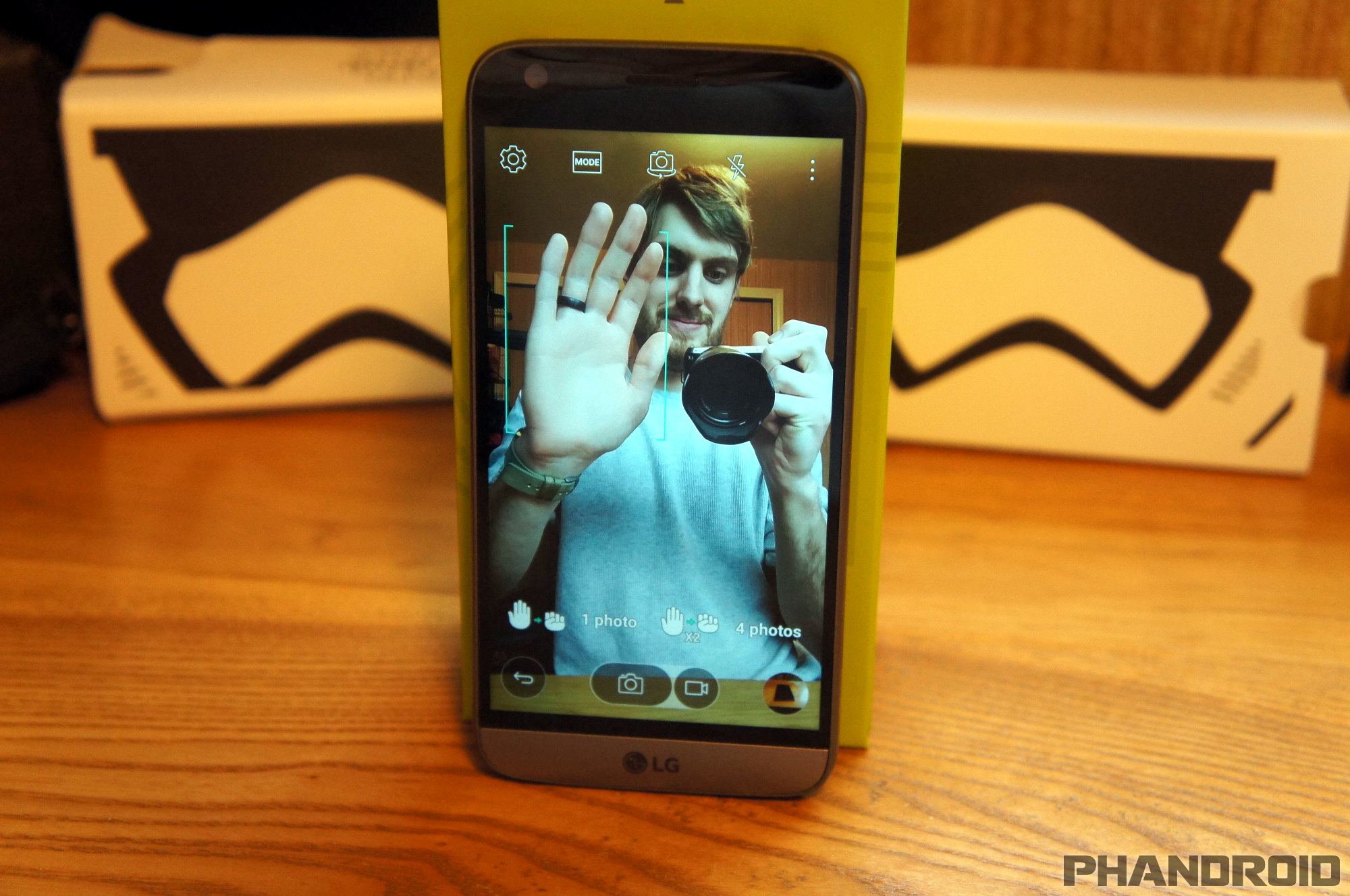 Camera Cool Tricks For Android Phones 40 lg g5 tips tricks another cool trick is called gesture shot you can take a selfie by holding your open hand up to the camera and then closing it into fist