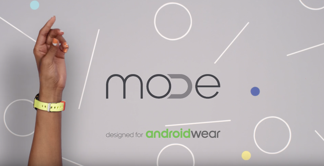 Google gets ready to announce MODE watch bands with an ...