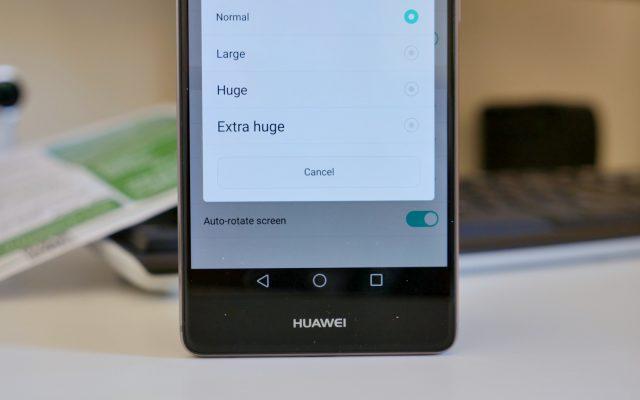 how to change ringtone on huawei