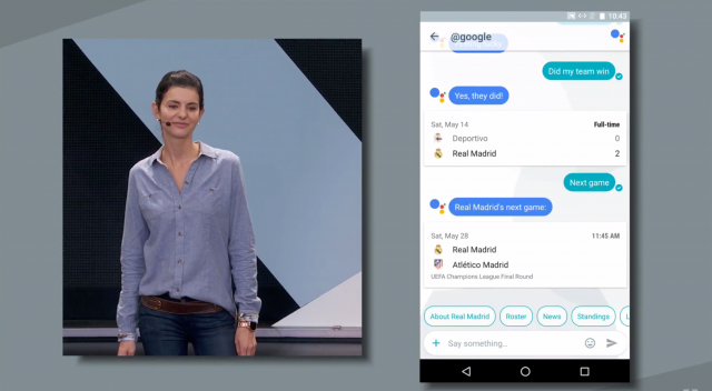 "Announces ""smart messenger"" Allo Android Application"