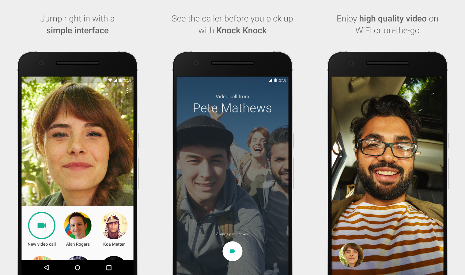 Camera Android Video Phone App 7 best android apps for video calling google duo is the newest app on our list but it might be headlining feature of barebones simplicity all you need a phone