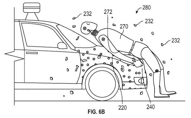 self driving car sticky 1