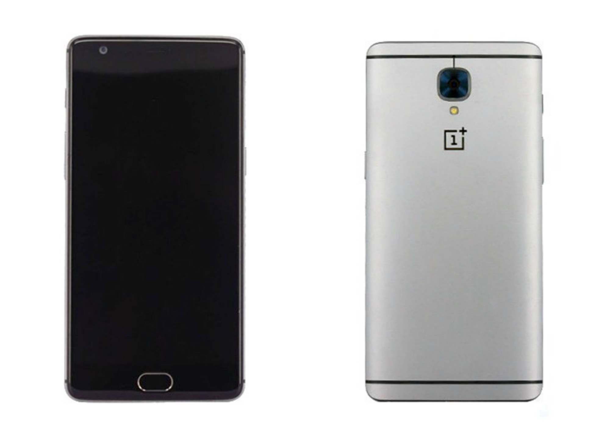 OnePlus 3 retail listing spoils official reveal with photos, full ...