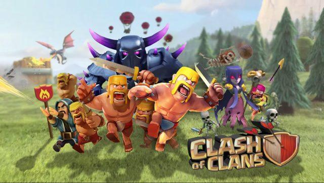 clash clans