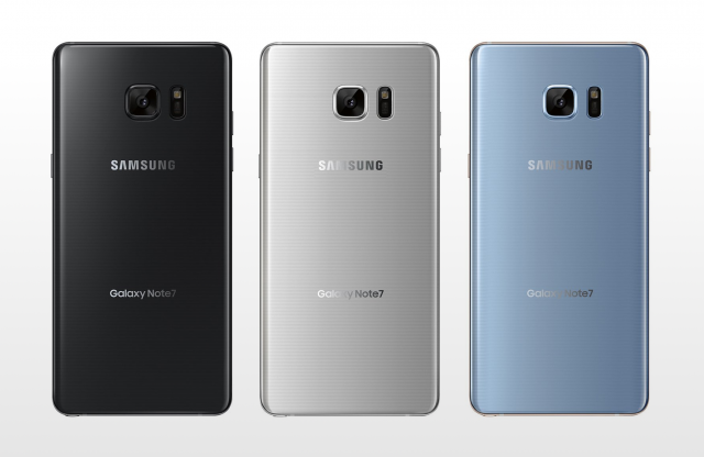 New Galaxy Note 7 pictures leaked alongside promise of ...