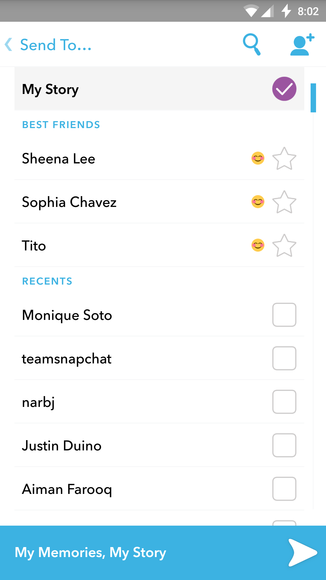 To Post A Saved Photo Or Video From Your Camera Roll To Your Story, Just  How To Edit Or Change Snapchat Friends Emojis