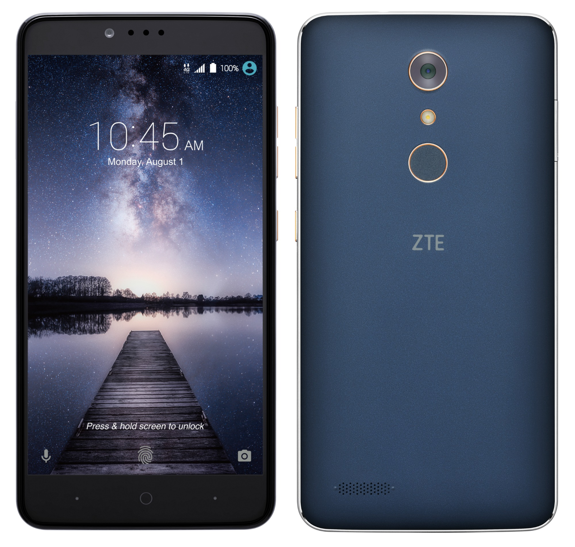 zte zmax pro android phone man within