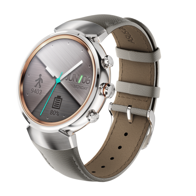 ZenWatch 3_Silver with leather_WI503Q