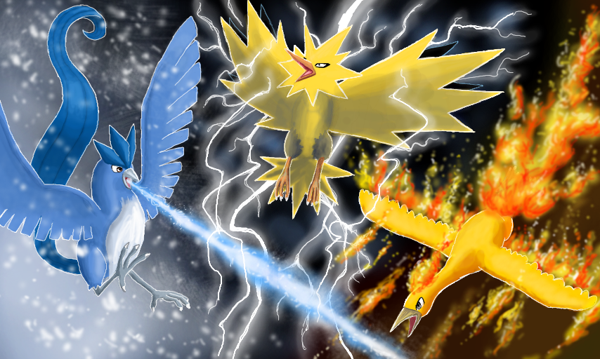 pokemon how to get zapdos