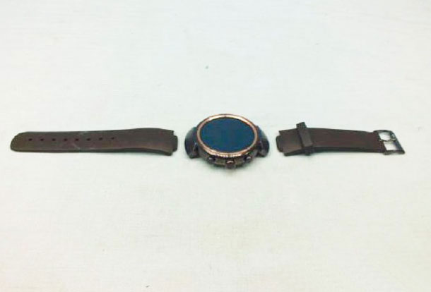 is this our first look at the asus zenwatch 3. Black Bedroom Furniture Sets. Home Design Ideas