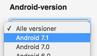 سامسونگ در حال تست اندروید 7.1 برای گوشیهای هوشمند خود است